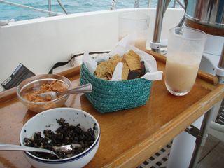 Pina Coladas and Tapas