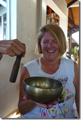 Goddess day with bowl Susan 10-8-2011 8-50-15 PM