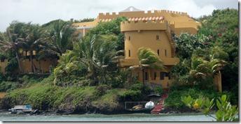 """A """"Castle"""" In Grenada"""