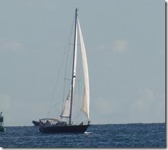 Katahdin sailing into St. Thomas 12-2-2011 3-59-48 PM