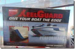 New Dinghy Keel Guard 1-14-2012 9-10-51 AM