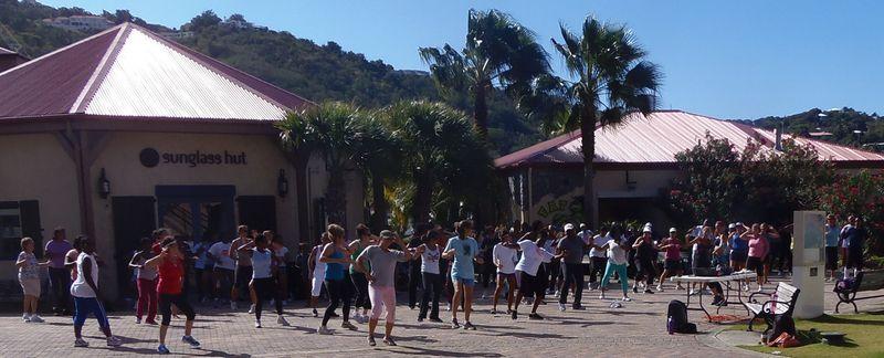 Zumba group 3-3-2012 9-34-35 AM
