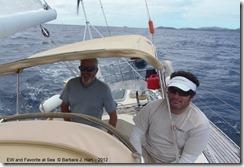 Mo Visit EW and Favorite at Sea 1-24-2012 1-26-06 PM