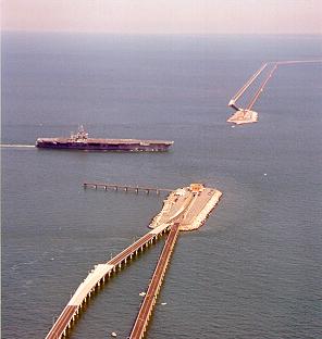 Bridge tunnel 1