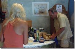 Wine Cruisers fixing food 5-10-2012 4-34-59 PM