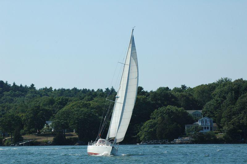 Slide # 13 Sailing