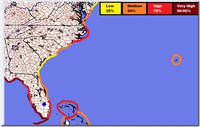Hurricane Season 2013 Southern US