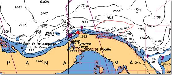 Panama Directions